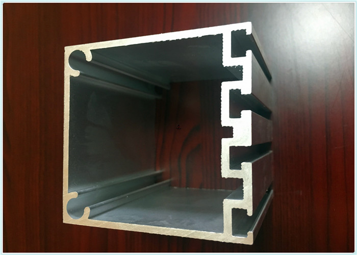 Mill Finish / Sandblast Structural Aluminum Profiles GB6892-2006 equal to DIN 1725