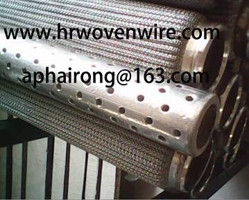 Stainless Steel Pleated Filter Element, Stainless Steel Mesh Pleated Filter Element, Wire Mesh Pleat