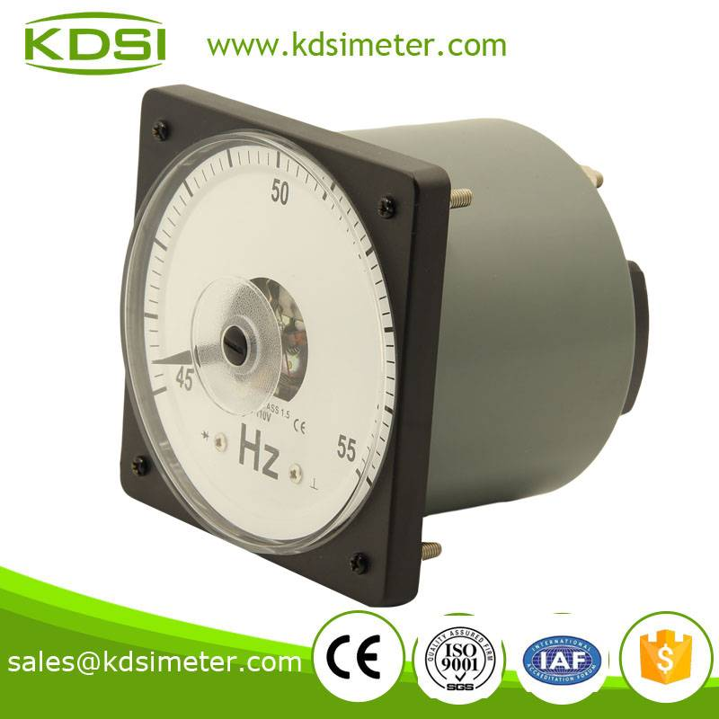 High quality professional LS-110 45-55HZ 110V hz frequency meter