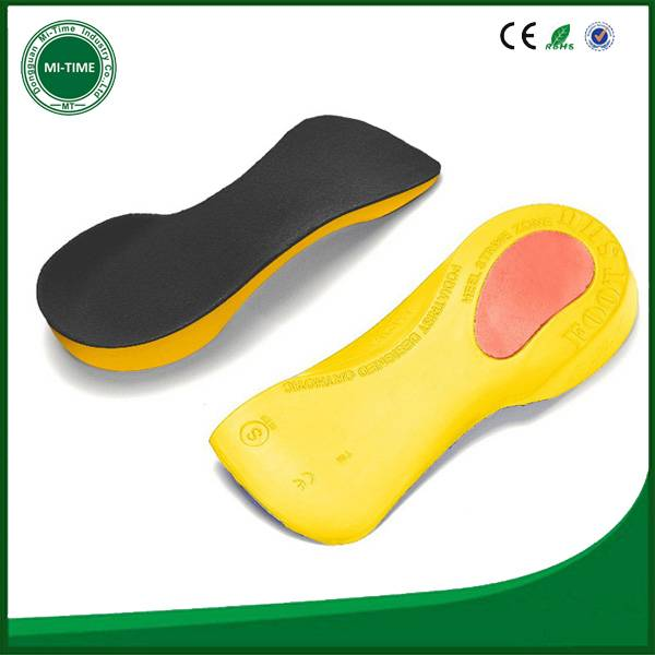 professional china insole manufacturer oem half sole orthotic insole