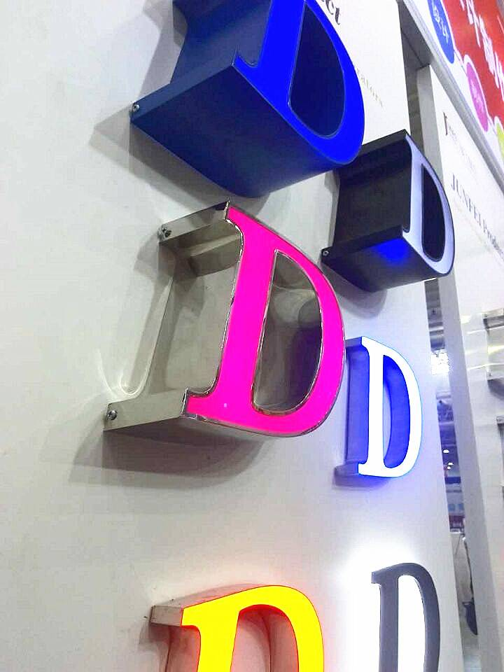 marquee letter mini letter channel letter epoxy resin letter