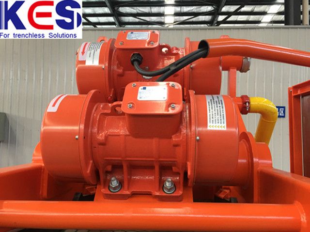 KES 50m³ slurry separation plant for 1m diameter pipe-jacking