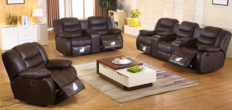 recliner/multifunctional sofa/functional sofa/rocking sofa/leather sofa