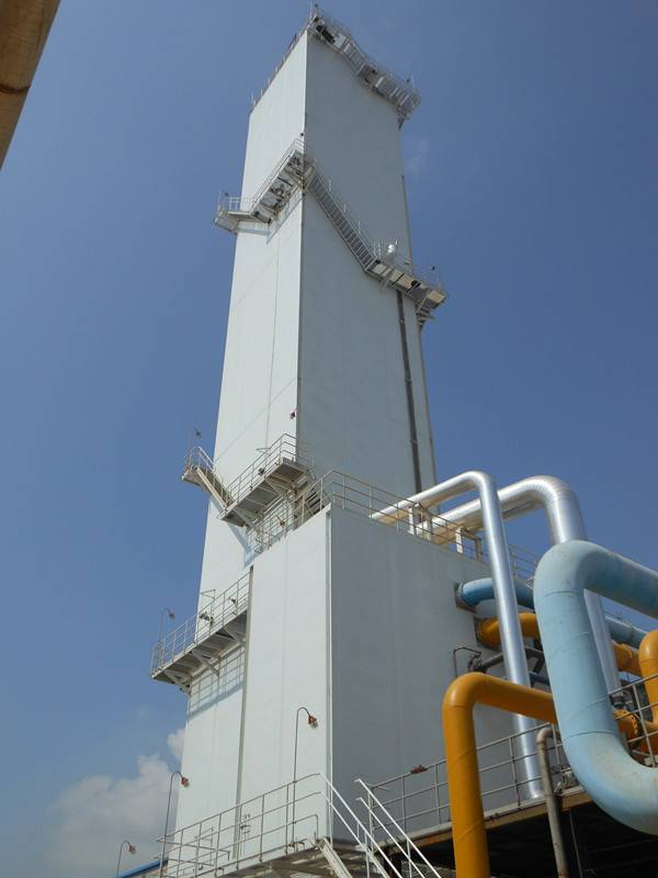 Liquid Oxygen Air Separation Unit