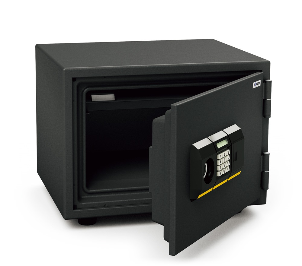 Fire resistant digital safe