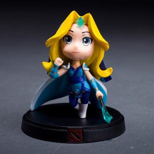 Customized action figure toys DOTA Rylai
