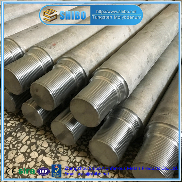 Factory Supply High Purity 99.95% Molybdenum Electrode with best price