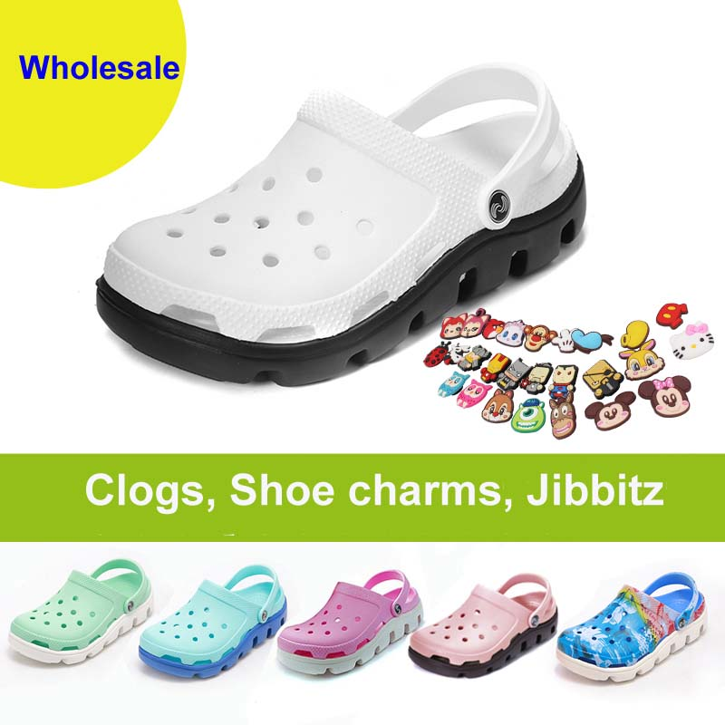 2017 hot sale EVA Clogs for man woman and kids