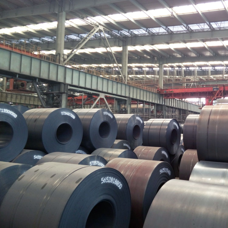 SS400 Q235 ASTM JIS hot rolled steel coil