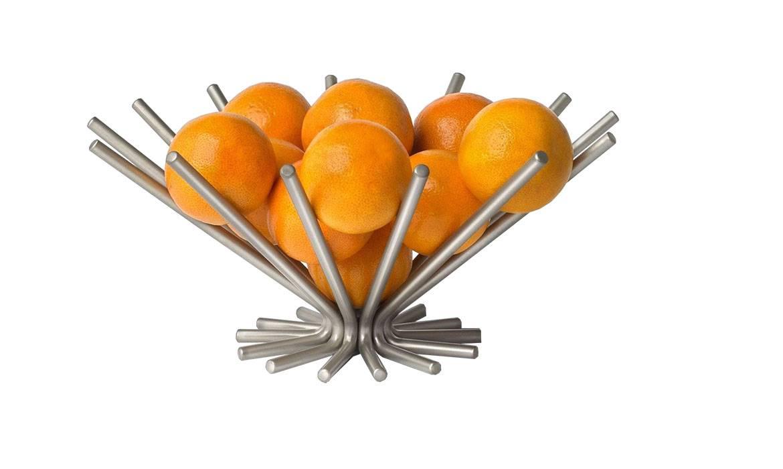 Fruit Bowl, Steel Wire Fruits Basket, Wire Fruit Basket