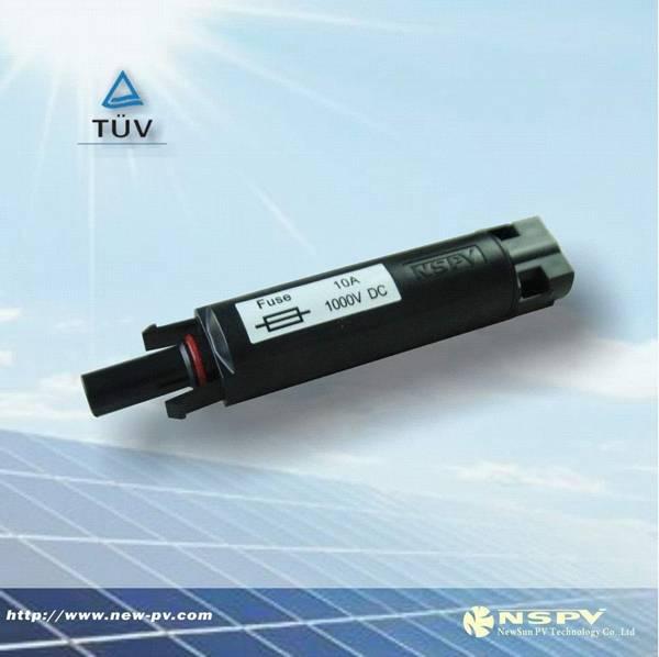 mc4  fuse holder,15A fuse box