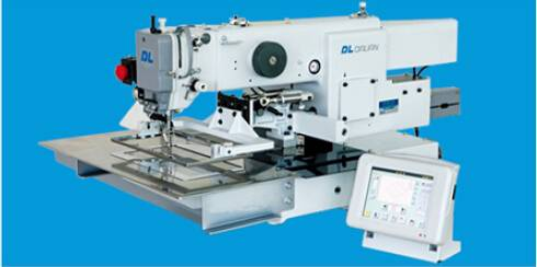 GD308-2010 Series electronic controlled pattern sewing machine