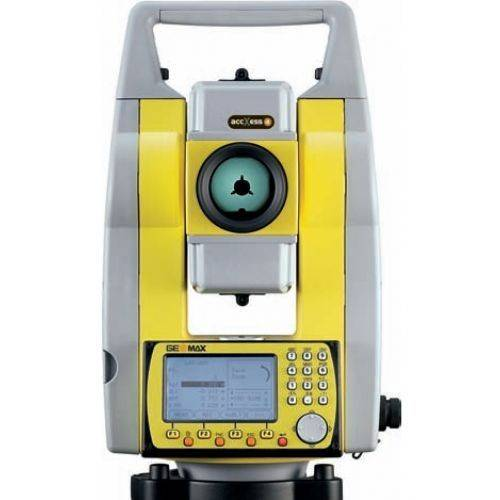 Geomax Zoom 30 7 Second Reflectorless Total Station
