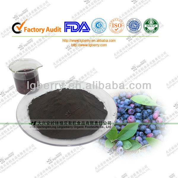 Wild Blueberry Anthocyanin Powder