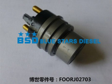 Common Rail injector Solenoid Valve assembly F00RJ02703