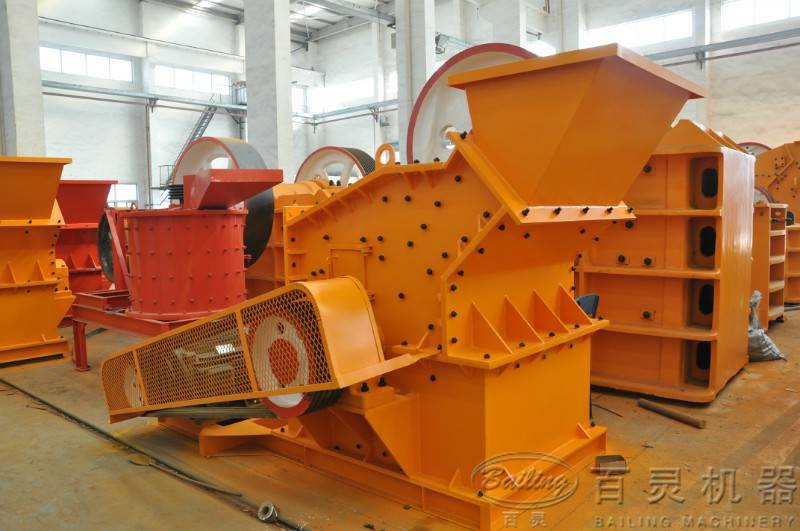 high-efficiency fine impact crusher for sale
