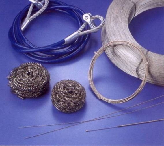 Stainless Steel Wire for brush&wire rope