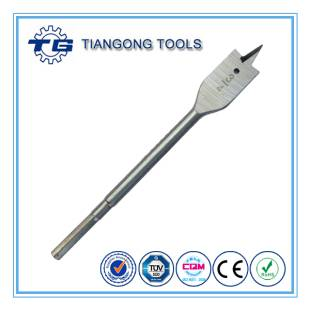 TG Tools high carbon steel wood spade bits standard length