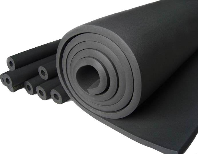 Guangzhou lasting stability thermal insulation foam roll