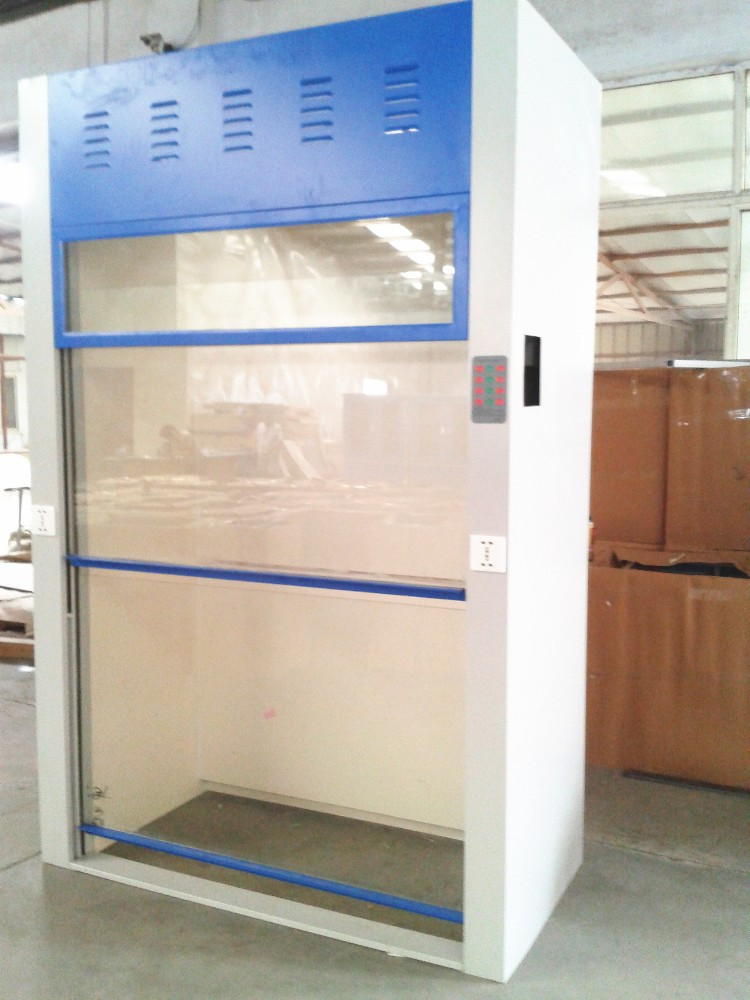 Laboratory Floor Fume Hood Walk In Fume Hood 15008502350mm