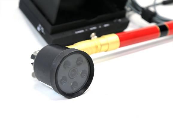 Handheld Underwater Camera
