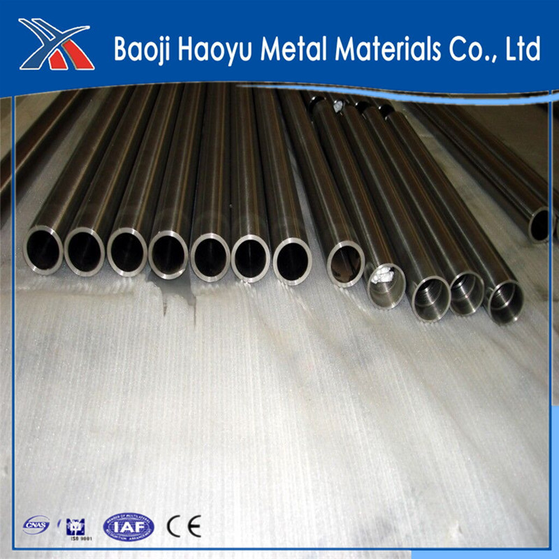 hot selling export titanium tube