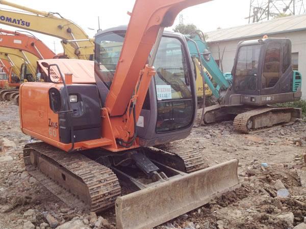 Used Hitachi ZX60 Crawler Excavator