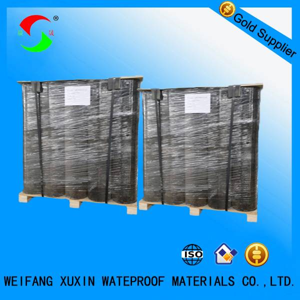3mm polyester reinforced SBS bitumen waterproof membrane
