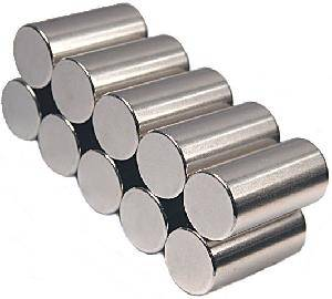 China Manufacturer of Ring NdFeB Magnets Cylinder Neodymium Magnets for Motor