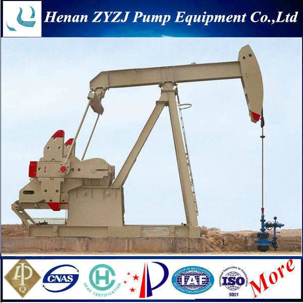 Chinese Manufacturer and Supplier Export Oilfield Petroleum  Exploration Pumpjack
