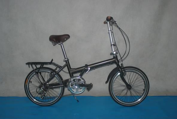 """20"""" aluminum alloy folding bike"""