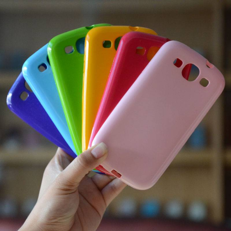 Sell colorful case for Samsung Galaxy S3