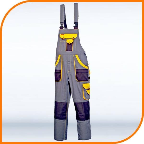 Pocket Bib Pants
