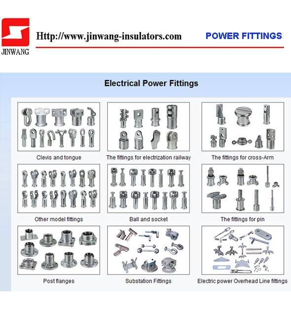 Electrical Power Fittings (40KN-160KN)