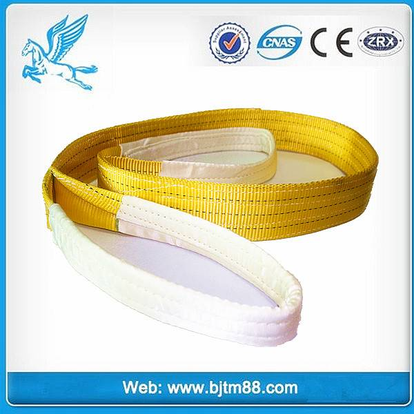 high quality webbing sling/endless webbing sling/lifting sling