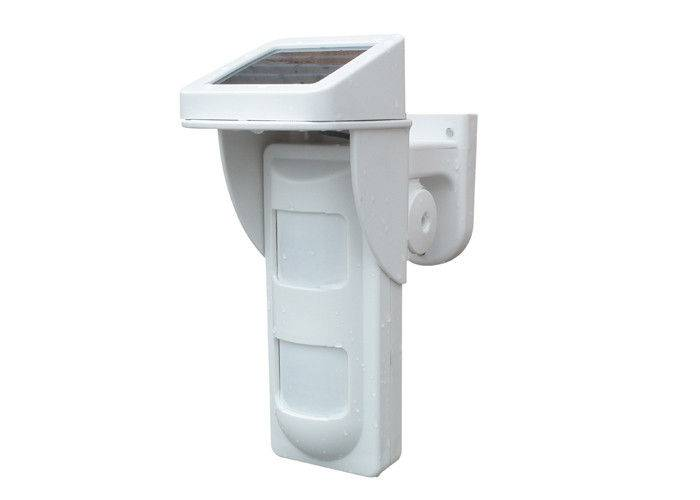 2 Pir IP65 Water Proof Wireless Outdoor Solar Power Detector