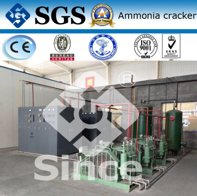 Hydrogen Generation Plant Ammonia Cracker Process 3P 50/60HZ
