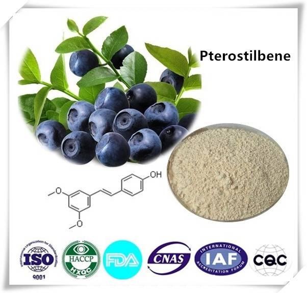 Pterostilbene 98% HPLC CAS NO:537-42-8 1kg/bag