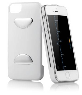 Portable Mobile Case ECG Monitor