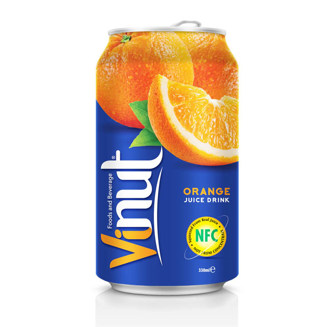 330ml Canned Fruit Juice Orange Juice Drink Wholesale330ml Canned Fruit Juice Orange Juice Drink Who