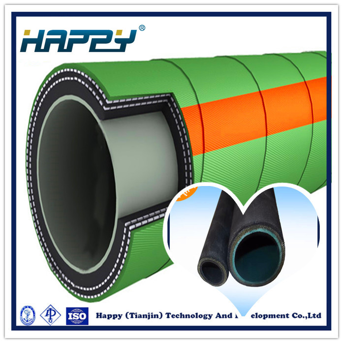 High Pressure Flexible Rubber Paint Spray Hose