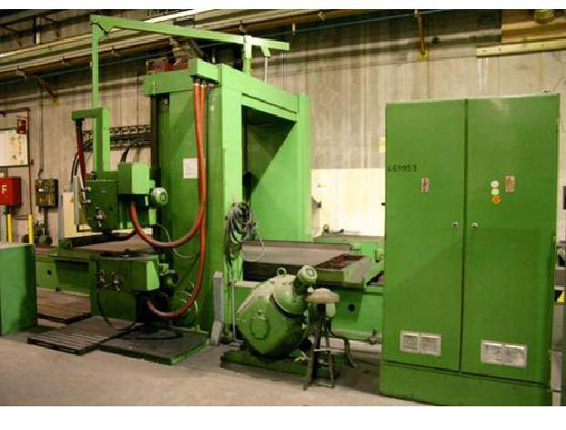 DYE 4000 HD Bridge Planer