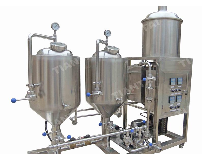 Skid Home Brewing Equipment