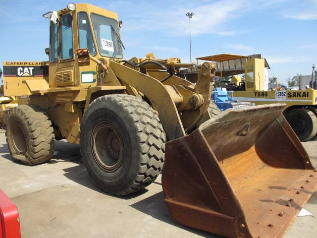 used 936F CATERPILLAR wheeled loader