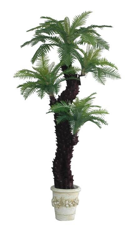 Hot artificial Cycads plant artificial plant