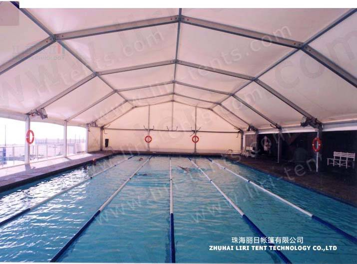 20x50m Tents for Swimming Pool Cover / Tent for Sports Court