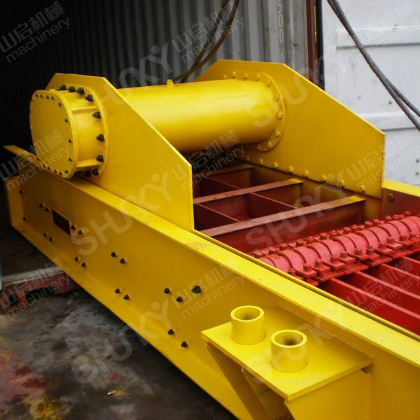 high efficiency energy-saving aggregate vibrating feeder