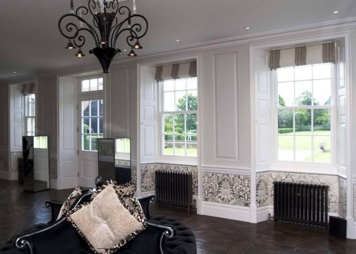 86 Series Aluminum-Clad Wood Window