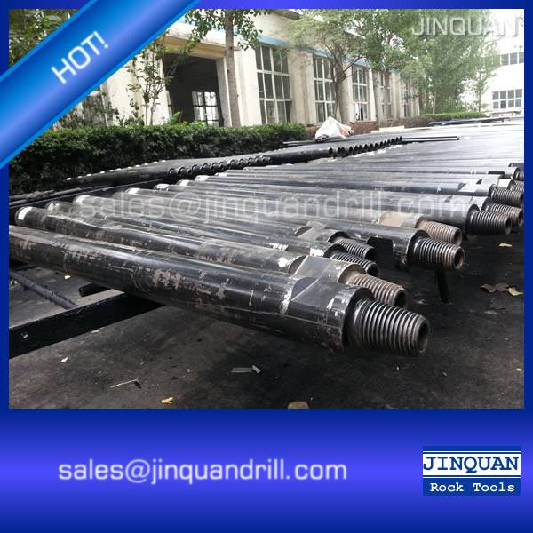 Friction Welding DTH Drill Pipe - DTH Drill Rod