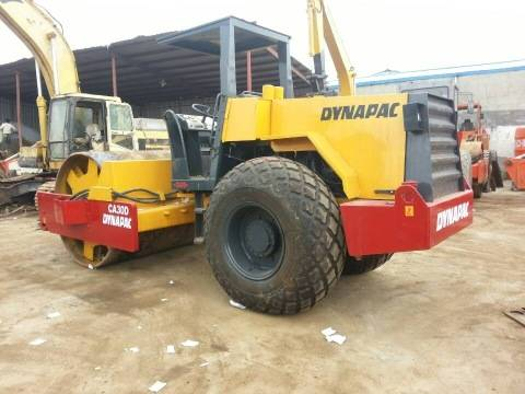Used Dynapac CA30D Road Roller, Used Roller Dynapac CA30D